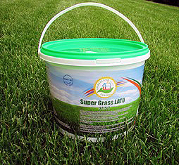 Nawóz do trawy - Super Grass - lato, 2,33 kg