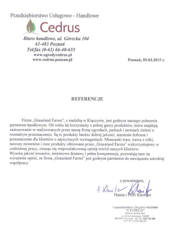 Referencje-GrasslandFarms-Cedrus