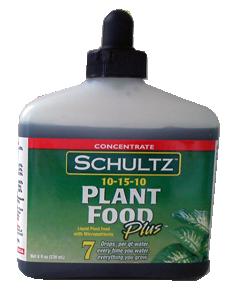 Uniwersalny nawóz do roślin Schultz
