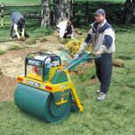 maszyny do pielęgnacji trawy
