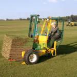 maszyny do zbioru trawy